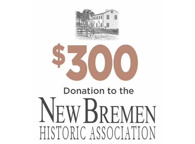 $300 Donation