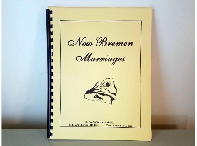 New Bremen Marriages