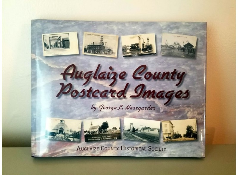 Auglaize County Postcard Book