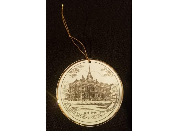 New Bremen Central School Medallion