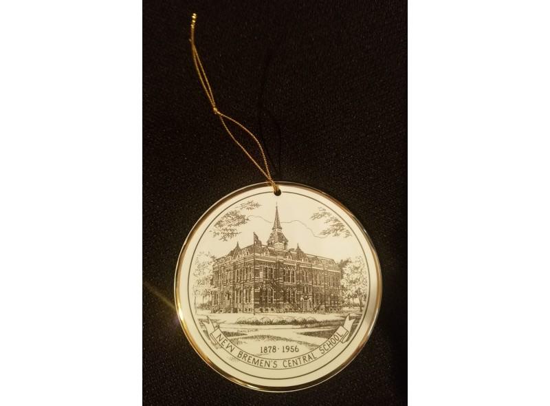 Central School Medallion