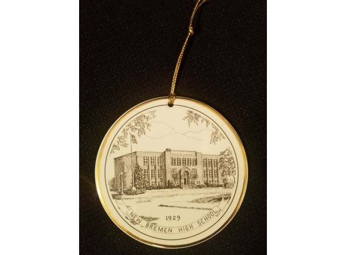 New Bremen High School Medallion