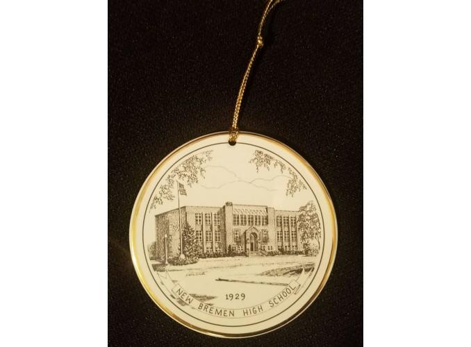 New Bremen High School Medallion