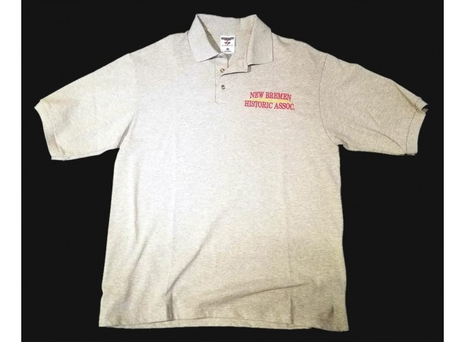 New Bremen Historic Association Polo Shirt