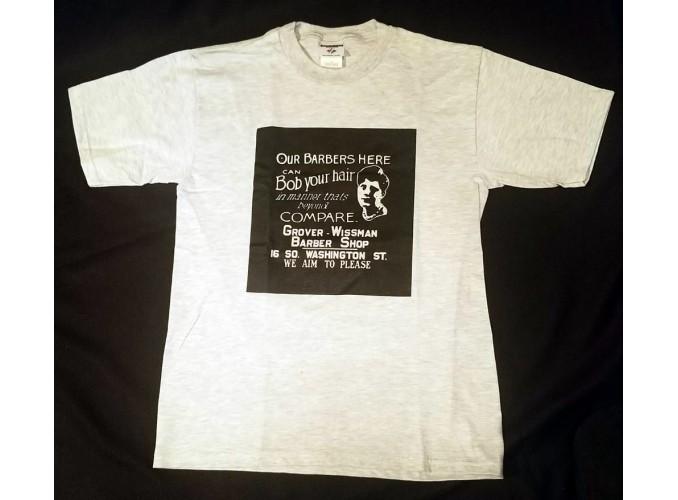Grover Wissman Barber Shop T-Shirt