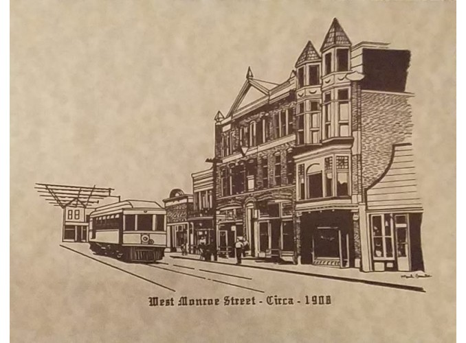 Note Cards (8 Historic New Bremen Buildings)