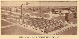 Auglaize Furniture Company - 1933