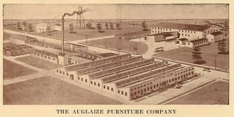 Auglaize Furniture Company - 1933