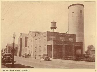 Kuenzel Mills Company - 1933