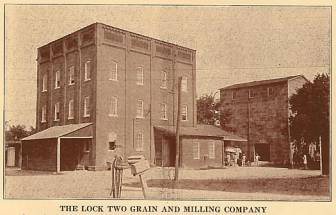 Lock Two Grain & Milling Company - 1933