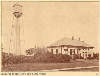 New Bremen Electric, Light & Water - 1933