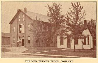 New Bremen Broom Company - 1933