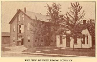 New Bremen Broom Company - 1933