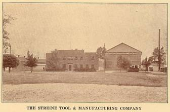 Streine Tool & Manufacturing Company - 1933