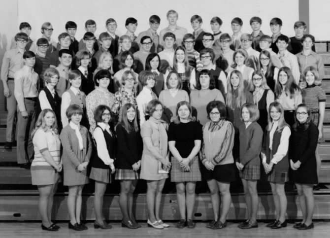 NBHS Class of 1972