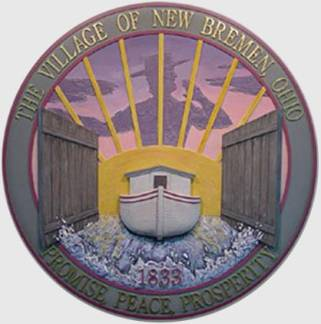 New Bremen Village Seal