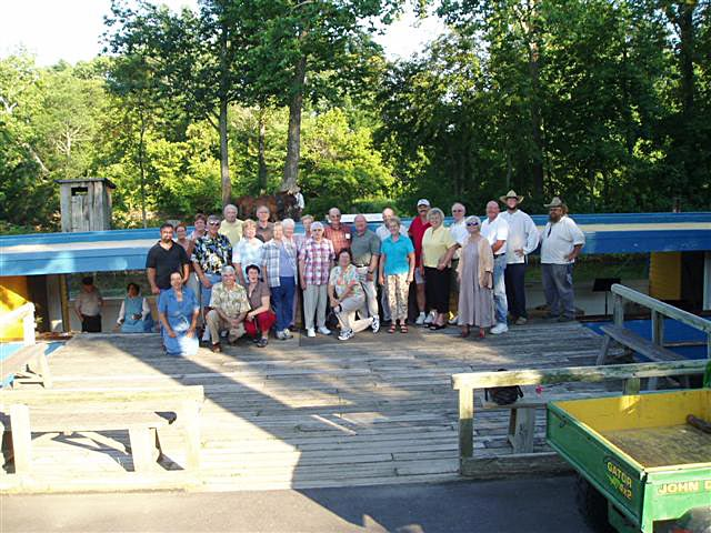 Lock One Preservation Committee - 2005