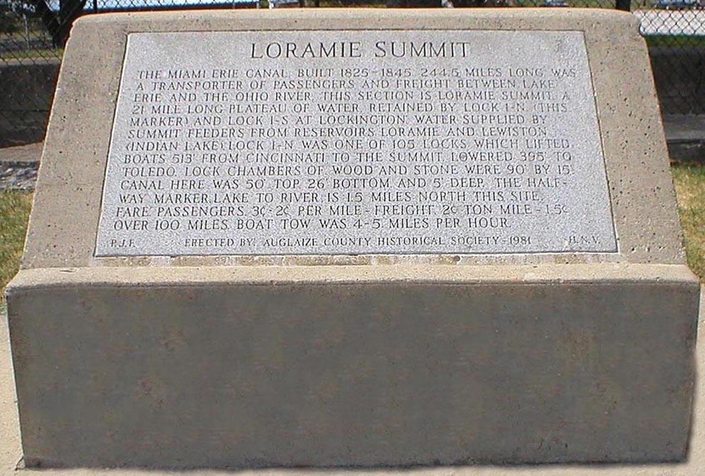 Loramie Summit