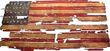 Company C Civil War Flag