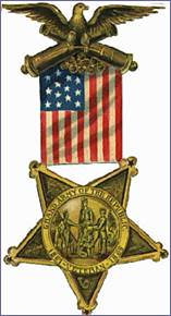 Grand Army of the Repulic medal