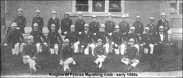 Knights of the Pythias Marching Club
