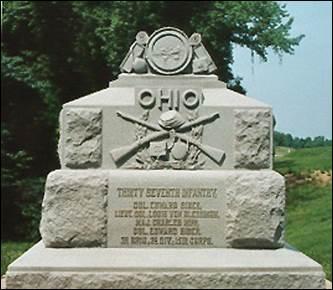 Vicksburg Historical Marker